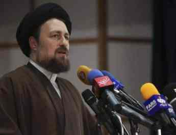 ifmat - Khomeini grandson says the regime will fall - Iranians want more freedom