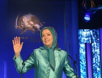 ifmat - Maryam Rajavi The uprising will continue in Iran until people is free
