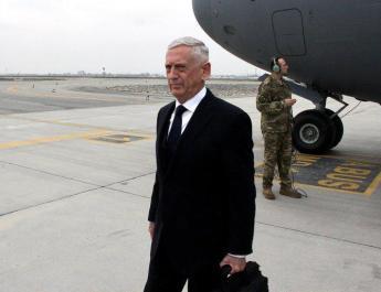 ifmat - Mattis accuses Iran of using money to sway Iraq elections