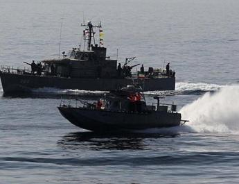 ifmat - Arvandan shupbulding company builds high speed patrol boats