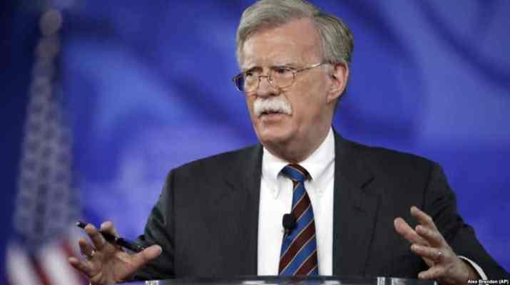 ifmat - Bolton ruins Iran nuclear holiday as Trump warns on Syria