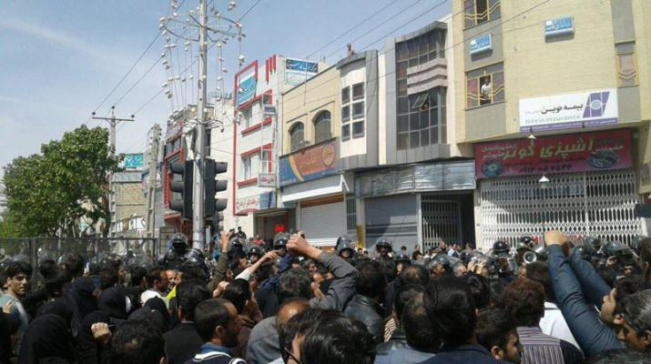 ifmat - Iran protests will grow until regime is overthrown