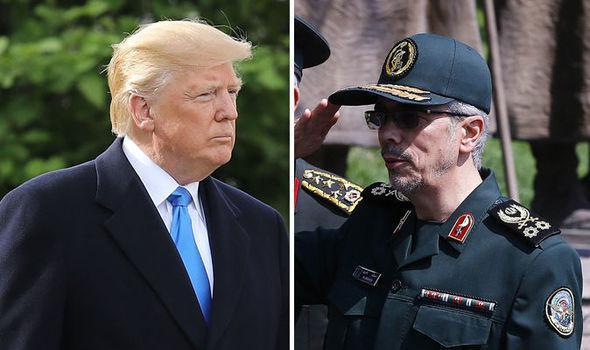 ifmat - Iran sends message to Trump