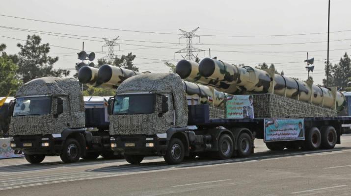 ifmat - Iran unveils devastating new missile system - Iran preparing for war