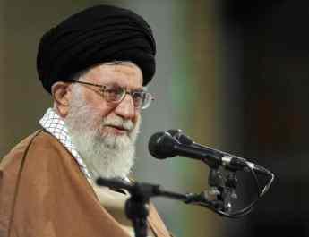 ifmat - Khamenei urges muslim nations to unite against US