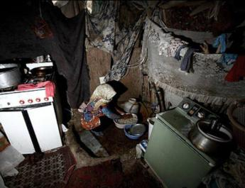 ifmat - Monster of poverty and hunger swallowing Iran