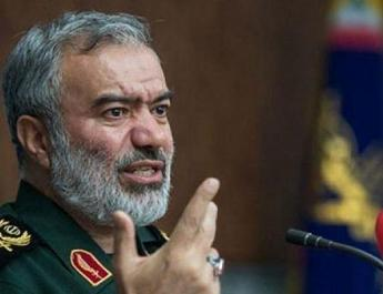 ifmat - Navy commander of Iran threatens to sink US ships