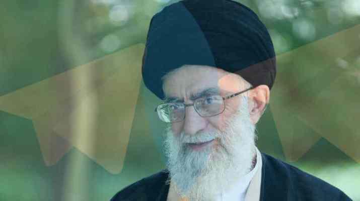 ifmat - Supreme leader of Iran announcing end of Telegram