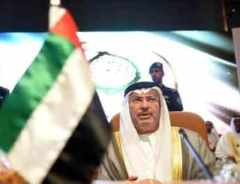 ifmat - UAE minister lashes out at pro-Iran media