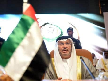 UAE minister lashes out at pro-Iran media