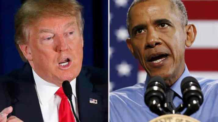 ifmat - US President Trump Iran messed with Obama