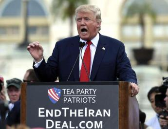 ifmat - All senators supports president Trump decision to pull out of Iran deal