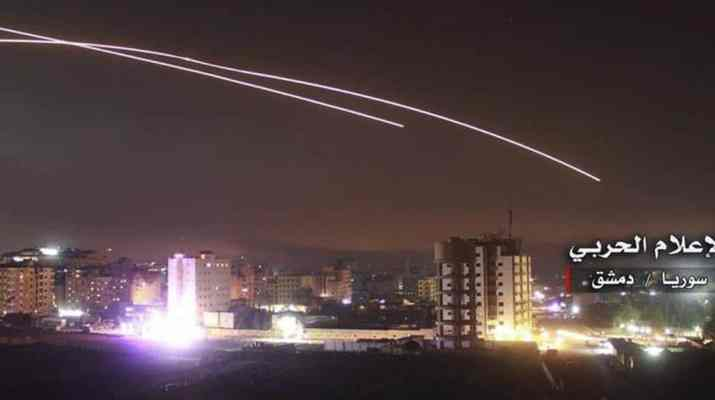 ifmat - Britain condemns Iran attack on Israel