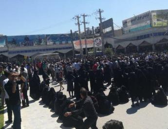ifmat - Demonstrators killed on anti regime protests in Iran (Video - Images)