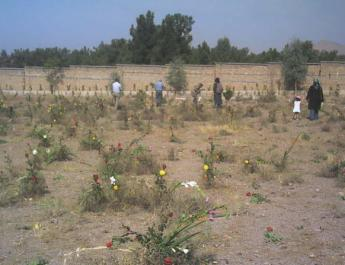 ifmat - Evidence of Iran destroy multiple mass gravesites