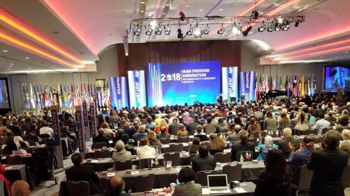 ifmat - Iran freedom convention in Washington DC