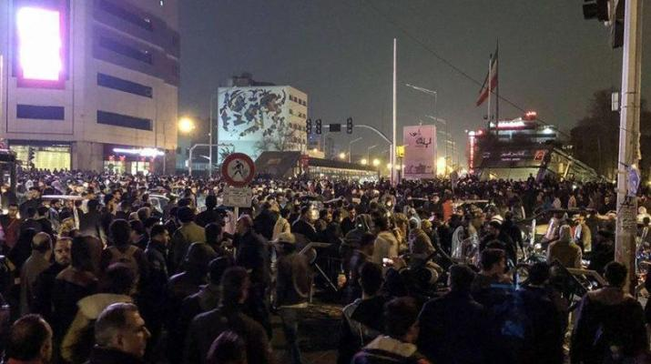 ifmat - Iran is on the brink of a new popular uprising
