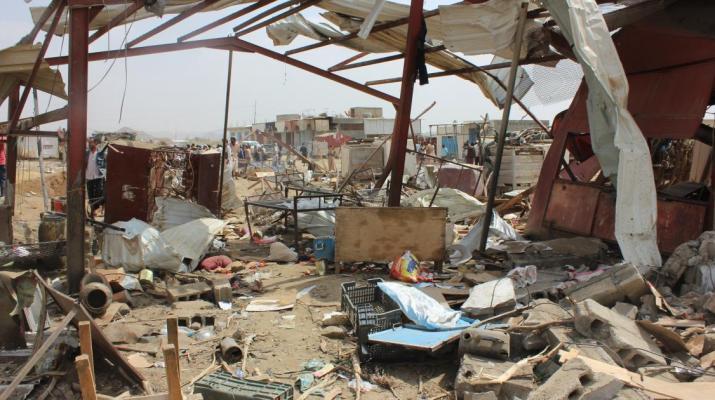 ifmat - Iran should be held accountable for Yemen violation