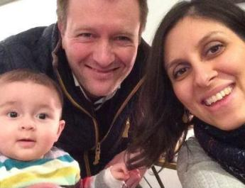 ifmat - Iran using imprisoned British mom to con cash from UK
