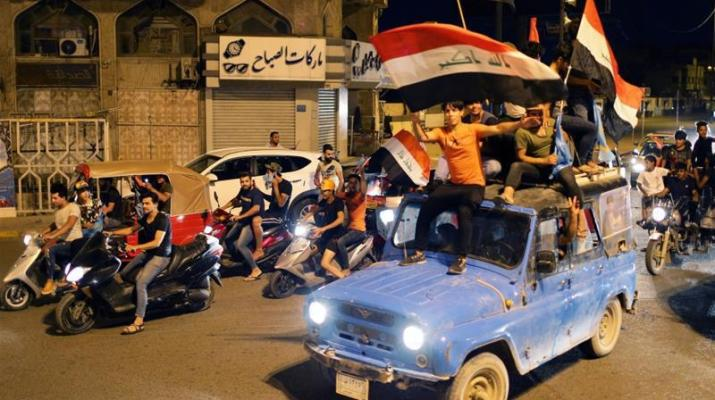 ifmat - Iranian influence in Iraq after Sadr victory