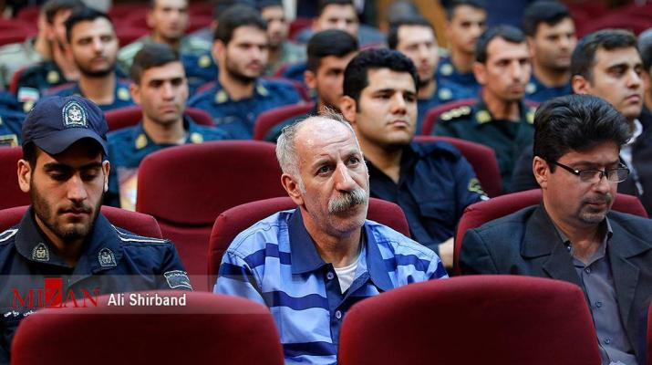 ifmat - Sufi bus driver sentenced to death in Iran