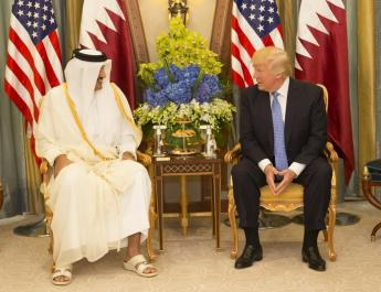 ifmat - White House urges Qatar to end support of Iran's terror proxies
