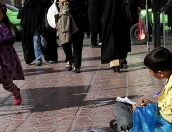 ifmat - Child labour in Iran is rising