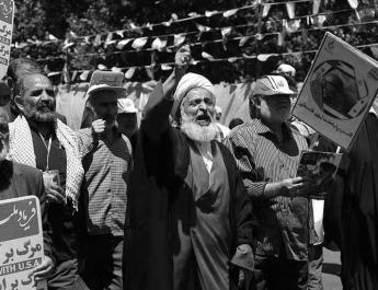 ifmat - Despite Khamenei call Iran regime Quds day turned into a fiasco