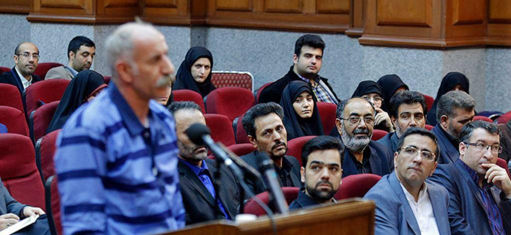 Iran executes Sufi bus driver on grossly unfair trial