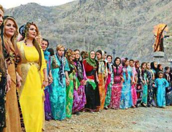 ifmat - Iran officials ban Kurdish clothes and language in public places