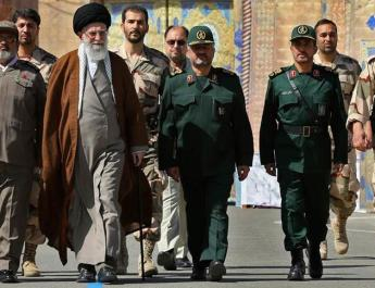 ifmat - Iranian IRGC creating more eenvironmental disasters