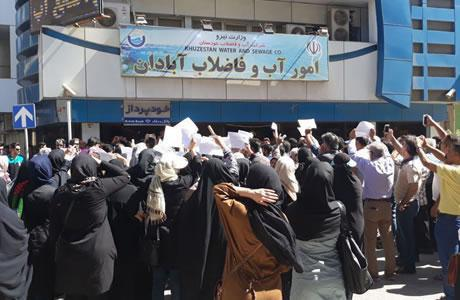 ifmat - Iranian women continue to actively participate in protests