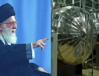 ifmat - Khamenei threat of Uranium enrichment