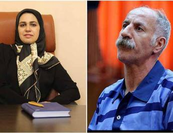 ifmat - Lawyer arrested for protesting the execution of her client