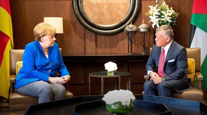 ifmat - Merkel We need urgent solutions to Iran's aggressive tendencies