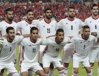 ifmat - Nike cuts ties with Iran World Cup team