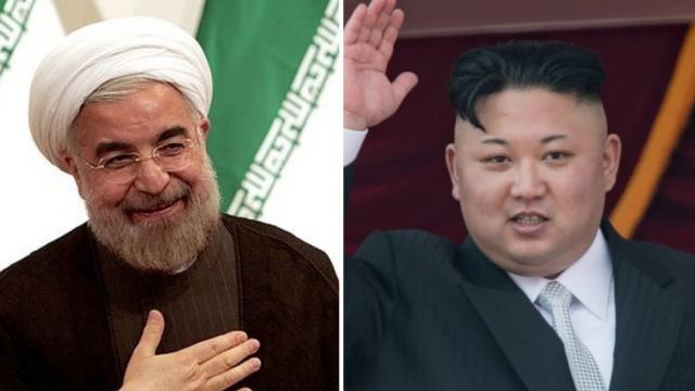 ifmat - North Korea will sell nuclear tech to Iran
