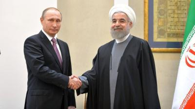 ifmat - Russia and Iran - silent friends