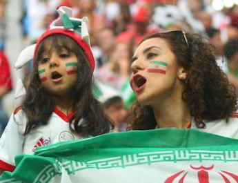 ifmat - World Cup 2018 exposing Iranian restrictions on women