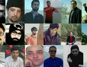 ifmat - 32 Rights activists in Iran arrested by security forces