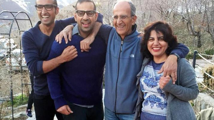 ifmat - Family of Canadian who died in Iranian prison sues state TV