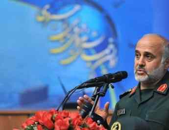 ifmat - IRGC commander threating No anti-Iran threat will go unanswered