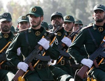 ifmat - Iran Revolutionary Guard leader says US cannot fight us
