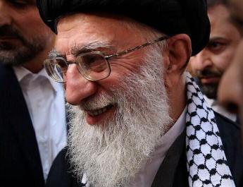 ifmat - Iran Supreme Leader again feeding fantasies to Palestinians