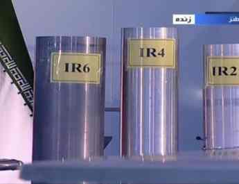 ifmat - Iran it is continuing to increase Uranium enrichment capacity