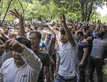 ifmat - Iran under unprecedented pressure
