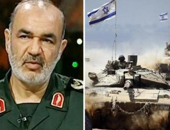 ifmat - Iranian commander threating Israel to be Ended by Islamic army