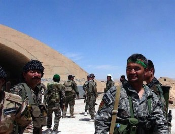 ifmat - Iranian regime recruited Afghan Shiite men to fight and die in Syria