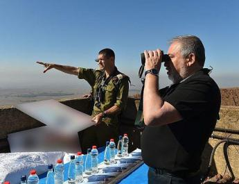 ifmat - Pro Iranian forces setting up terror infrastructure in Syrian Golan