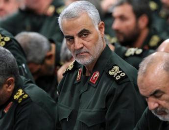 ifmat - Qassem Soleimani - Iran shadowy general and spymaster